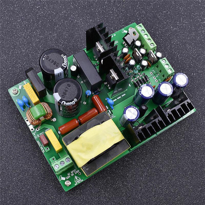 Image 2 - 220V 500W الناتج  / 30 V/35 V/40 V/45 V/ 50 V/65 V/55 V/70 V DC  عالية الطاقة PSU الصوت أمبير تحويل التيار الكهربائي مجلس مكبر للصوت-في  مكبر صوت من الأجهزة الإلكترونية الاستهلاكية على
