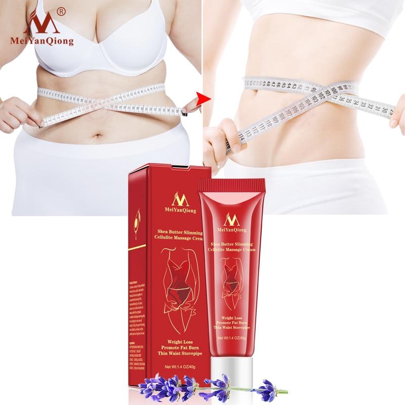 Slimming Cellulite Massage Cream Health Body Slimming Promote Fat Burn Thin Waist Stovepipe Body Care Cream Lift Tool