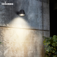 Savia Outdoor Wall Lamp Waterproof IP44 Porch Light Aluminum Garden balcony light GU10 CE certificate