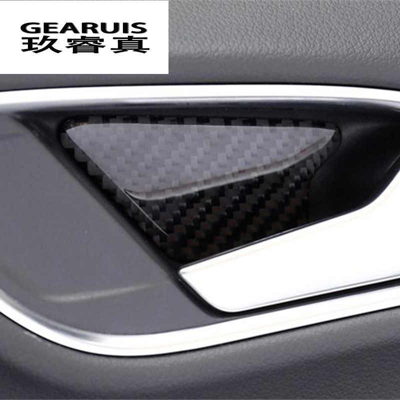 Matte For A3 8V 2012-2018 Stainless Steel Door Armrest Decoration Stripe Cover Trim 4pcs Car Stytle Accessoies