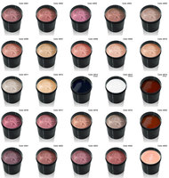 CANNI UV Jelly Gel 25 Colors Nail Art Salon Cosmetics Transparent UV Cover Gel 801 Nail Extending Camouflage UV Builder Gel 1kg