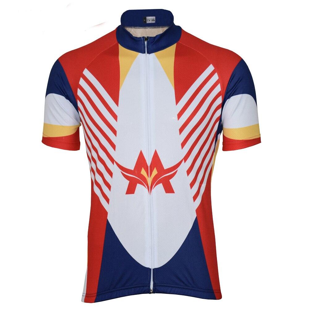 Espana Retro muži s krátkým rukávem cyklistický dres Klasický starý styl oblečení hnutí tým Bicycle riding racing maillot molteni