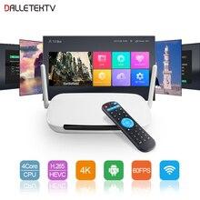 Leadcool Q9 Smart Android 8.1 TV Box RK3229 Quad Core 1G+8G
