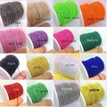 1.5/2/2.4/3.2mm Ball Beads Jewelry Links 100 Meters/Troll Fashion Necklace Chains diy Iron Metal Colorful Pick Up Colors
