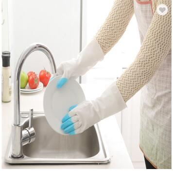 Latex Household Working Rubber Gloves