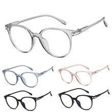 Женские очки, оптическая оправа, очки с прозрачными линзами, Женские винтажные компьютерные анти-радиационные очки, QL распродажа