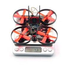 Alta calidad eachine para aurora 90 90mm mini fpv drone de carreras BNF w/F3 OSD 10A BLheli_S Dshot600 5.8G 25 MW VTX 48CH RC Multiopte