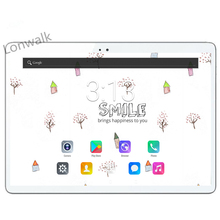 Original 4G LTE 10 inch Lonwalk Y900 Tablet 4G LTE MTK6797 10 Core 4GB 64GB Android 7.0 Tablet PC 8MP Camera Wifi Google Store