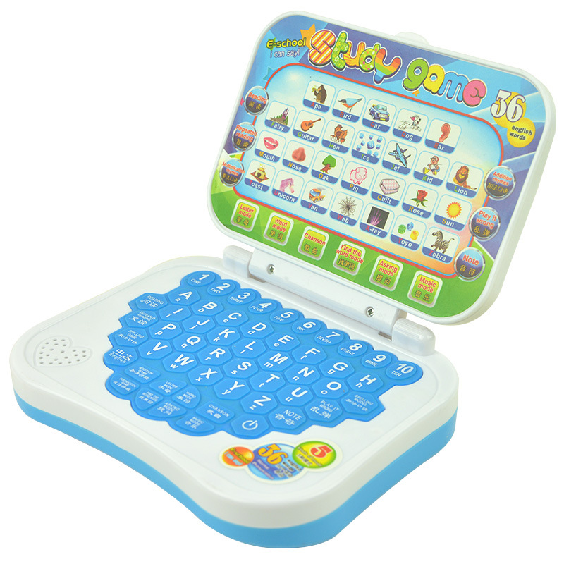 New Children Enlightenment English Chinese learning machine infant and preschool baby learning toys