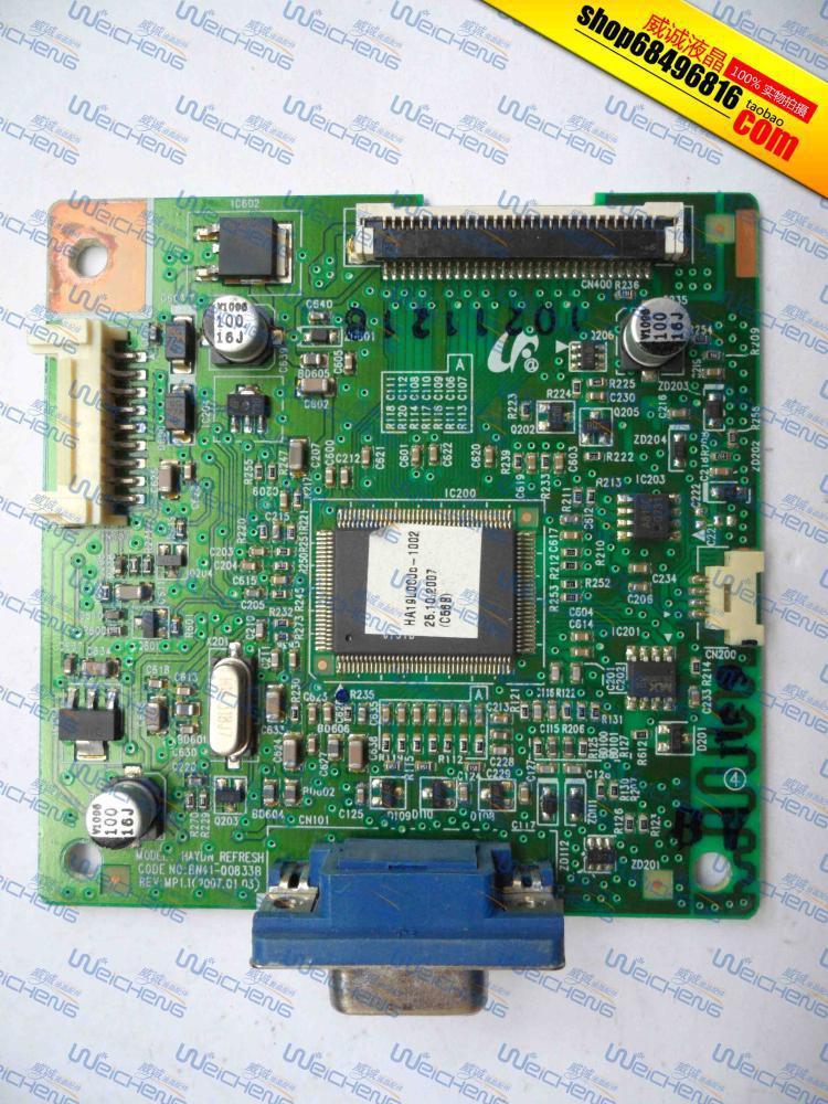 Free Shipping> 940N logic board BN41-00833B driver board / motherboard / signal board-Original 100% Tested free shipping hg191 logic board 715g1558 1 bj driver board motherboard signal board original 100% tested w