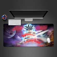 Dragon Ball Super Wukong Mousepad Gamer Kontes Game Pad Keyboard Komputer Tikar Anime Game PC Cadeira Mause Pad Mouse Gamer(China)