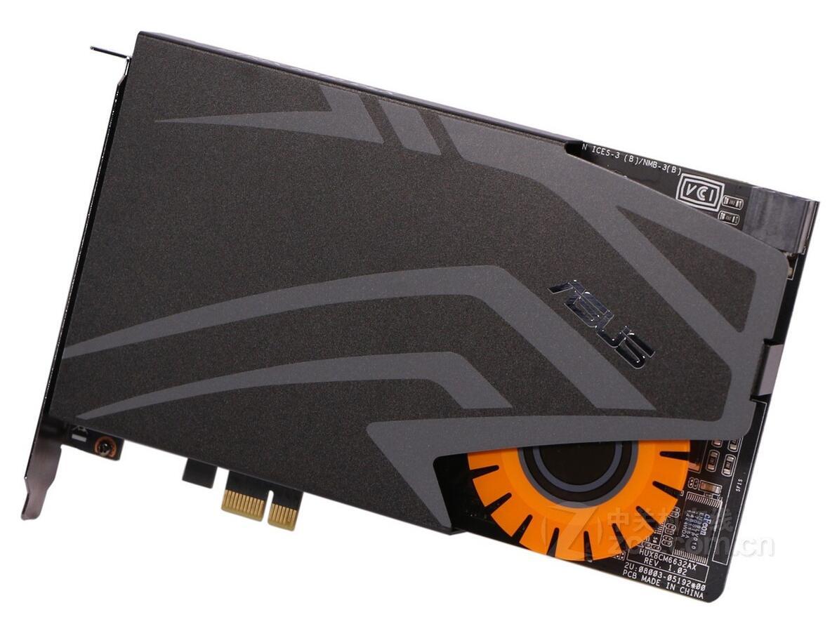 Asus STRIX RAID DLX Raptor 7.1 Sound Card Master Edition Professional Game Sound Card 90%new