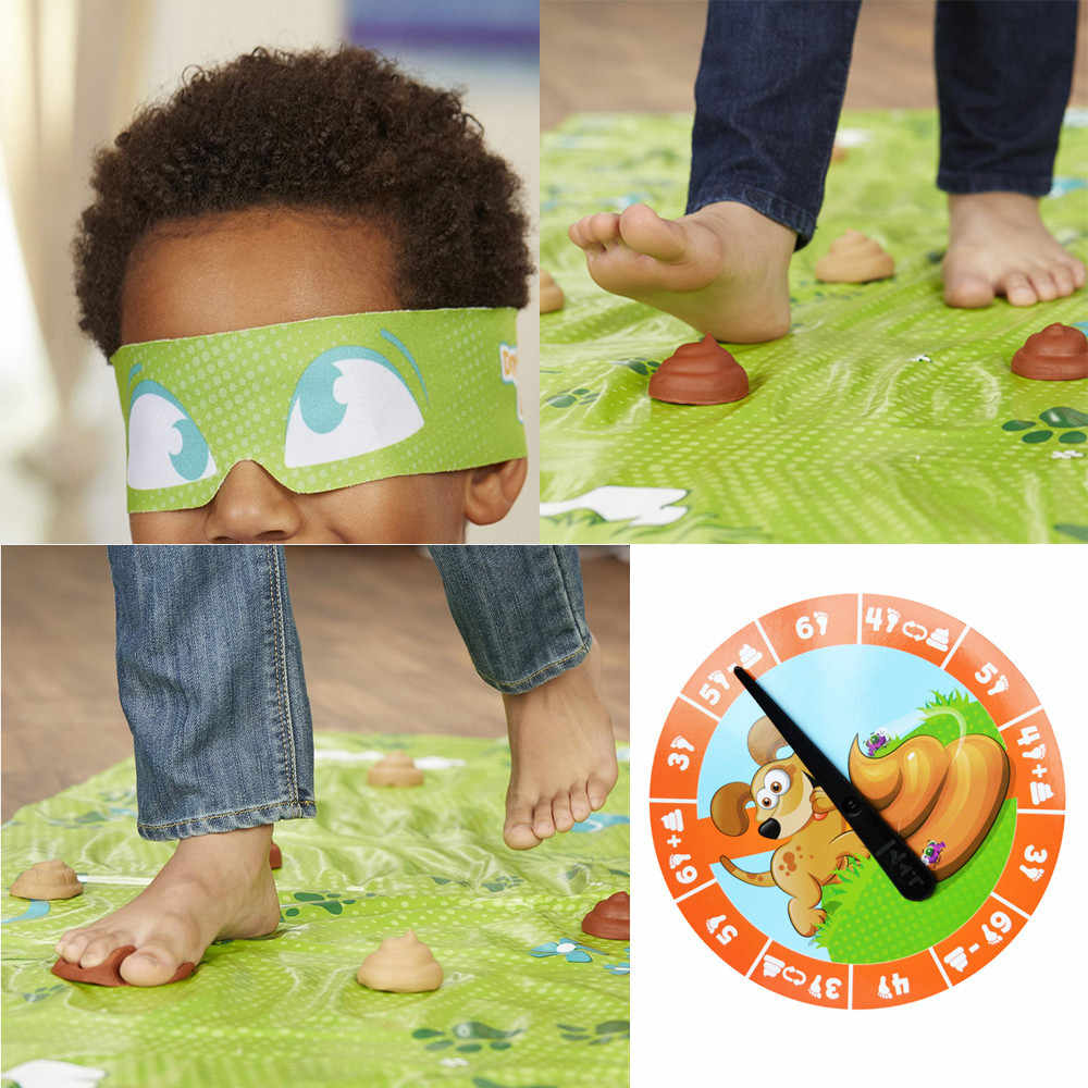 Hide And Seek Kids Hide And Seek Poop Game Blindfolded Poop Dodging Kids Fun Blindfold Poop Decompression Game Strategy Game For Family Fun