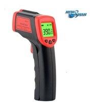 Hot Sale High Sensitive Precision AS390 Infrared Thermometer Digital Laser LCD Handheld Temperature Meter Gun Instrument