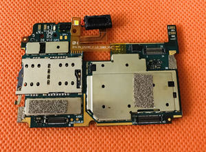 """Image 2 - Gebruikt Originele Moederbord 4G Ram + 64G Rom Moederbord Voor Leagoo T5 MT6750T Octa Core 5.5 """"Fhd 1920X1080 Gratis Verzending"""