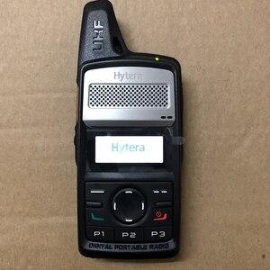 Image 2 - Dm PD365 Walkie Talkie Hytera Digitale Uhf 400 440Mhz 430 470Mhz Twee Manier Radio Met Accessoires