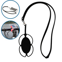 Moutik Silicone Mobile Cell Phone Neck Lanyard Wrist Strap Cell Phone Case for iPhone 6 6s 7 7 Plus for samsung z20