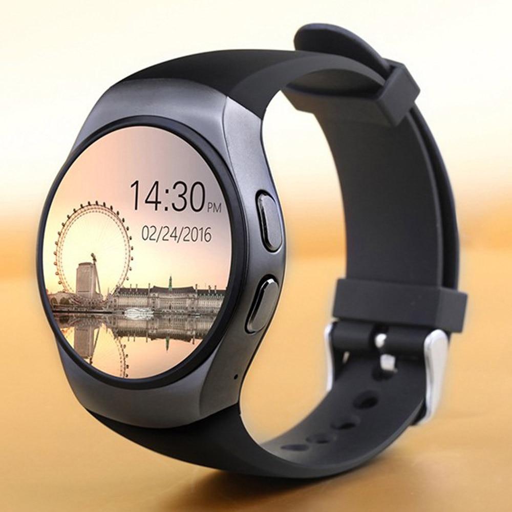 Heart Rate font b Smartwatch b font Wearable Devices for iPhone Xiaomi Meizu Huawei Samsung Bluetooth
