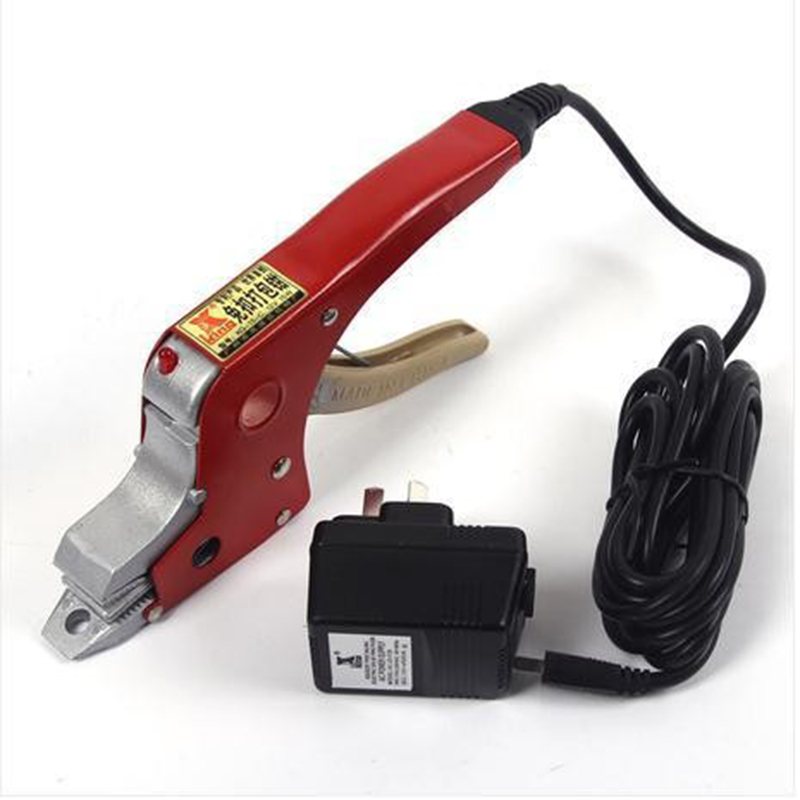 Electric Strapping Welding Tool equipment PP Straps Manual Packing Machine For Carton Seal packaging packer