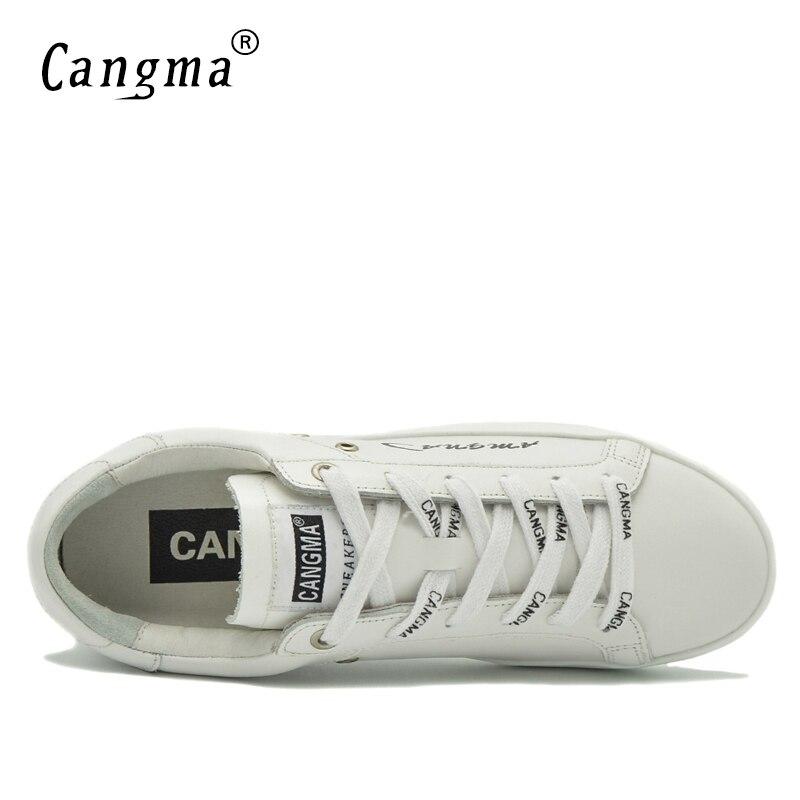 Femenino Italiano Mujer A Tamaño Cuero Cangma Sneakers Lujo Zapatos no Casual Mujeres Grande Hecho Para Blanco Retro Auténtico Diseñador Mano Retro wSF58xT5Yq
