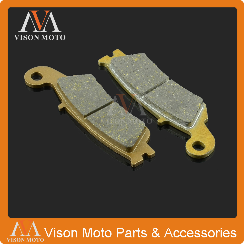 Motorcycle Front Caliper Brake Pads For YAMAHA YZ125X YZ125Y YZ250X YZ250F YZ250FE YZ250FX YZ450 FX FY 08 09 10 11 12 13 14 15 yamaha 125 yz цепь