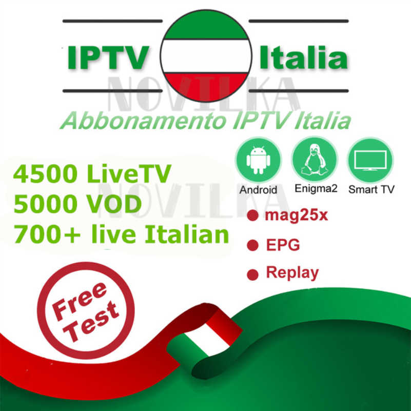 Smart IPTV M3U Italia HD Dazn Premium Full HD 2000 Lives 8000+ VODs