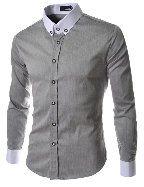 Aliexpress.com : Buy Casual Shirt Men 2016 Famous Brand Mens ...