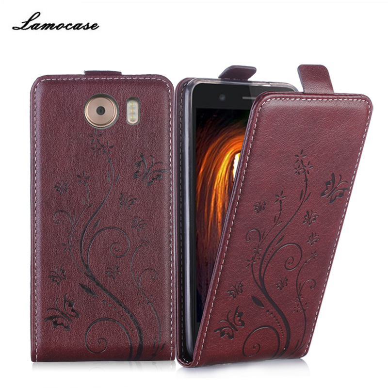 2017 New Best Quality Leather <font><b>Case</b></font> For <font><b>Prestigio</b></font> <font><b>Grace</b></font> <font><b>Z5</b></font> PSP5530DUO 5.3&#8243; Embossing Vertical Flip Protective <font><b>Phone</b></font> Sheer JRYH