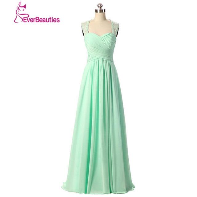 Vestido verde menta madrinha comprar