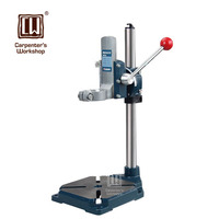 Carpenter's Workshop,Heavy Duty Precise Drill Stand for Hand Electrical Drill
