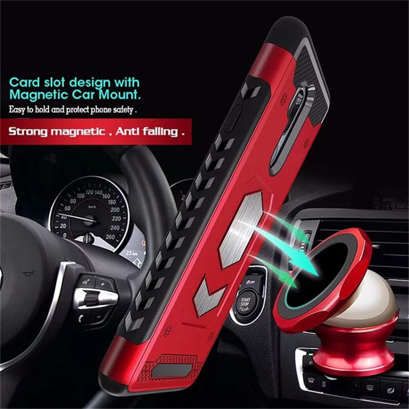 Car Magnetic Suction Bracket Cover LG 1
