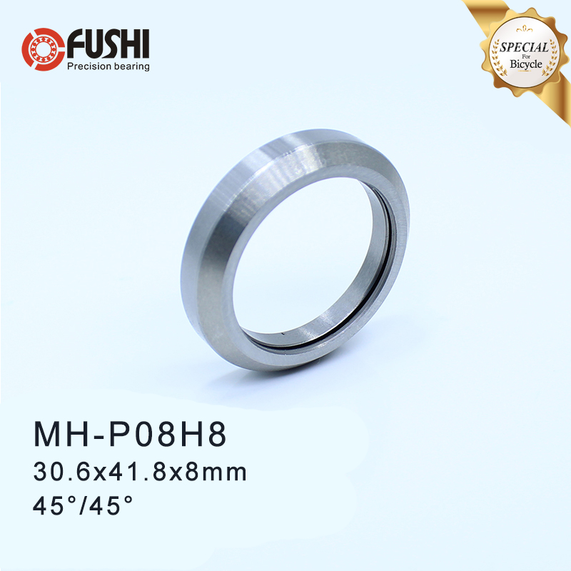 MH-P08H8 Bearing 30.6*41.8*8mm 45/45 ( 1 PC ) Balls Bicycle Headset Repair Parts Ball BearingsMH-P08H8 Bearing 30.6*41.8*8mm 45/45 ( 1 PC ) Balls Bicycle Headset Repair Parts Ball Bearings