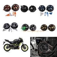 MT07 FZ07 Engine Stator Case Cover Engine Protective Cover for YAMAHA MT 07 FZ 07 2014 2015 2016 2017 FZ 07 MT 07