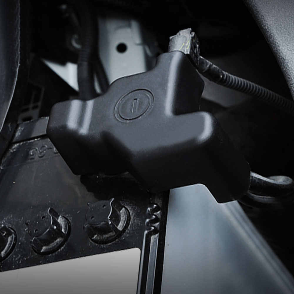 Carmilla For Toyota Rav4 Rav 4 2016 2017 2018 Car Negative Battery Electrode Waterproof Dustproof Protective