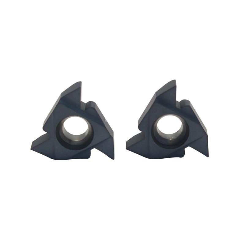 20PCS 16 ER AG 55 LDA  carbide insert for coated CNC lathe tool for cutting steel and cast steel20PCS 16 ER AG 55 LDA  carbide insert for coated CNC lathe tool for cutting steel and cast steel