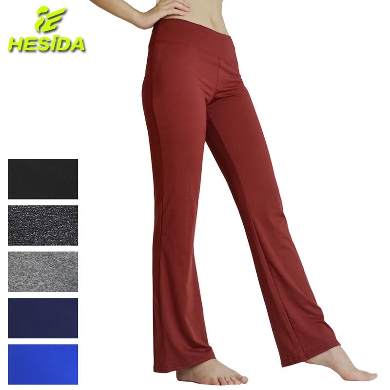 Yoga Pants Sport Pants Female Wide Leg Gym Leggings For Fitness Clothing Woman Hot Sportswear Jogging Running Pants Trousers