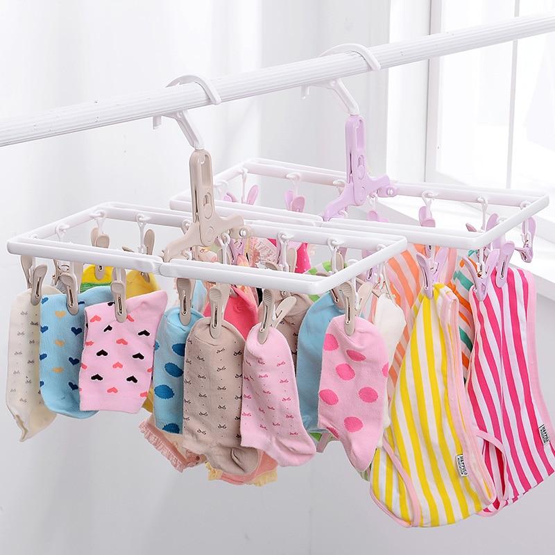 rrobat e palosshme plastike të palosshme shufra kapëse kornizë të - Magazinimi dhe organizimi në shtëpi - Foto 1