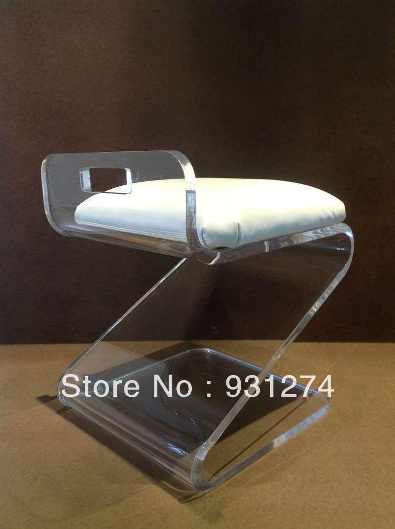 Acrylic Vanity Chair/ Acrylic Dinning Chair/ Leisure Stool/Acrylic Lucite Plexiglass Furniture ac220v 150db motor driven air raid siren metal horn double industry boat alarm