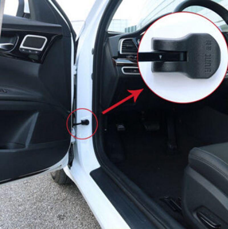 4шт/много автомобилей стайлинг дверь проверить рукоятка защитная Крышка для Киа Рио Cerato-в январе QUORIS Оптима Sportage на К2 К3 К4 К5 K3S KX3 KX5 СЕЕД
