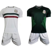 fa62af8fa0a New Arrived 2017 2018 Mexico Soccer Jersey Home 1718 Green CHICHARITO  Camisetas de futbol Hernandez G