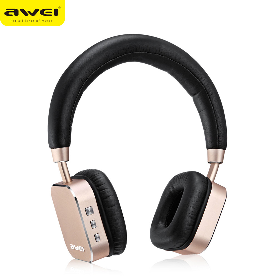 все цены на Awei A900BL Sport Wireless Headphones Bluetooth Earphones Stereo headband Headset Voice control Noise cancelling with Microphone