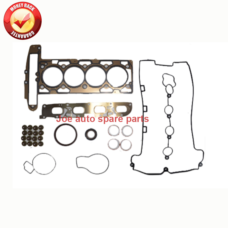 LAF LUK LEA Engine Full gasket set kit for Chevrolet EQUINOX MALIBU ALPHEON buick REGAL II GL8 III LACROSSE 2.4L 12635642