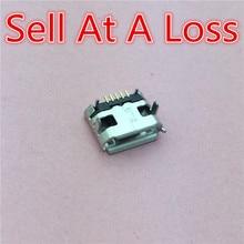 10 pcs 5pin micro usb jack feminino soquete do conector g27 g27 chifre de boi encaracolado Boca para Vender Em Uma Perda de Rabo de Carregamento Do Telefone Móvel EUA