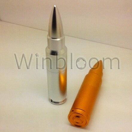 Big Acumination Bullet USB Memory Stick 4GB 8GB 16GB 32GB Real Capacity FREE Shipping  Thumb Drive SU0035
