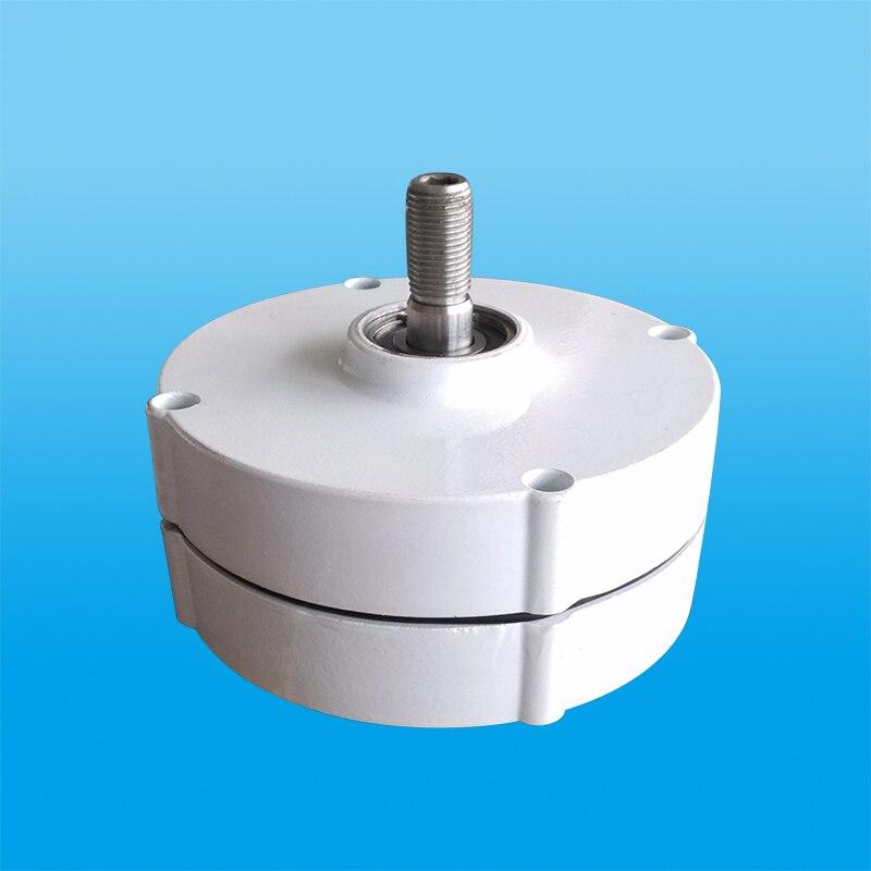 Bajo RPM, 600r/min, 100w, 200w, 12v, 24v, 48v, pequeño generador de imanes permanentes, alternador de CA para DIY su propia turbina eólica horizontal Adaptador para boquilla de espuma, Cañón de espuma, generador de espuma, jabón de alta presión para lavadora de presión Karcher K2 K3 K4 K5 K6 K7