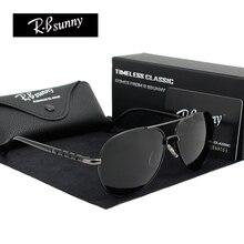 2017 New модный бренд поляризованные очки мужчины Классический Ретро Пилотные Очки Цвет Polaroid линзы Вождение солнечные очки женщин
