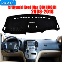 Car dashboard covers mat for or Hyundai iLoad iMax i800 H300 H1 2008 2018 Left hand drive dashmat pad dash covers accessories