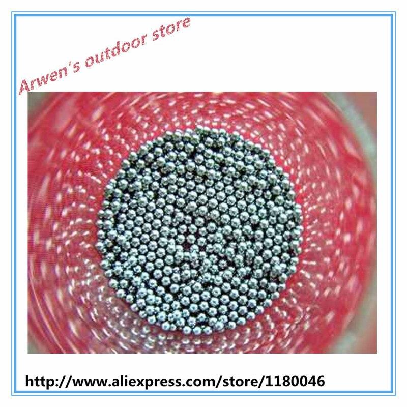 fantu diametro 5 0mm pesca iscas peso 18g cc bolas de tungstenio alta pureza 95 contas
