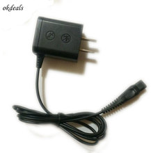 hot deal buy charger power cord adaptor for philips norelco shaver hq8505 accessories parts