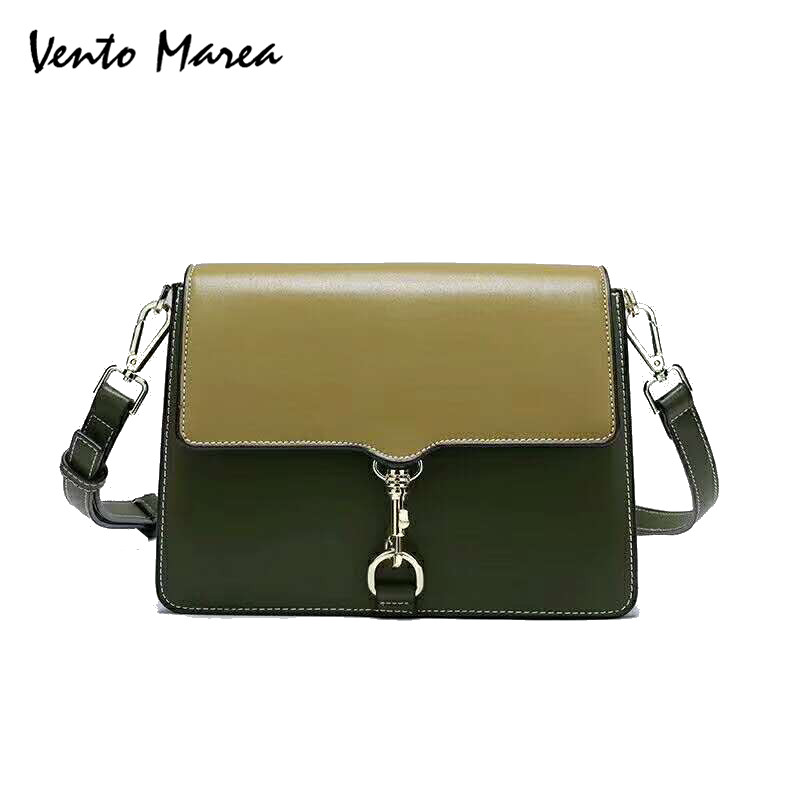 Crossbody Bag Handbag Woman Bag 2018 New Brand Designer Female Messenger Bags Leather Women's Fashion Lock Shoulder Bag crossbody bag handbag 2018 new brand designer messenger bags genuine leather women s female fashion woman chains bag shoulder